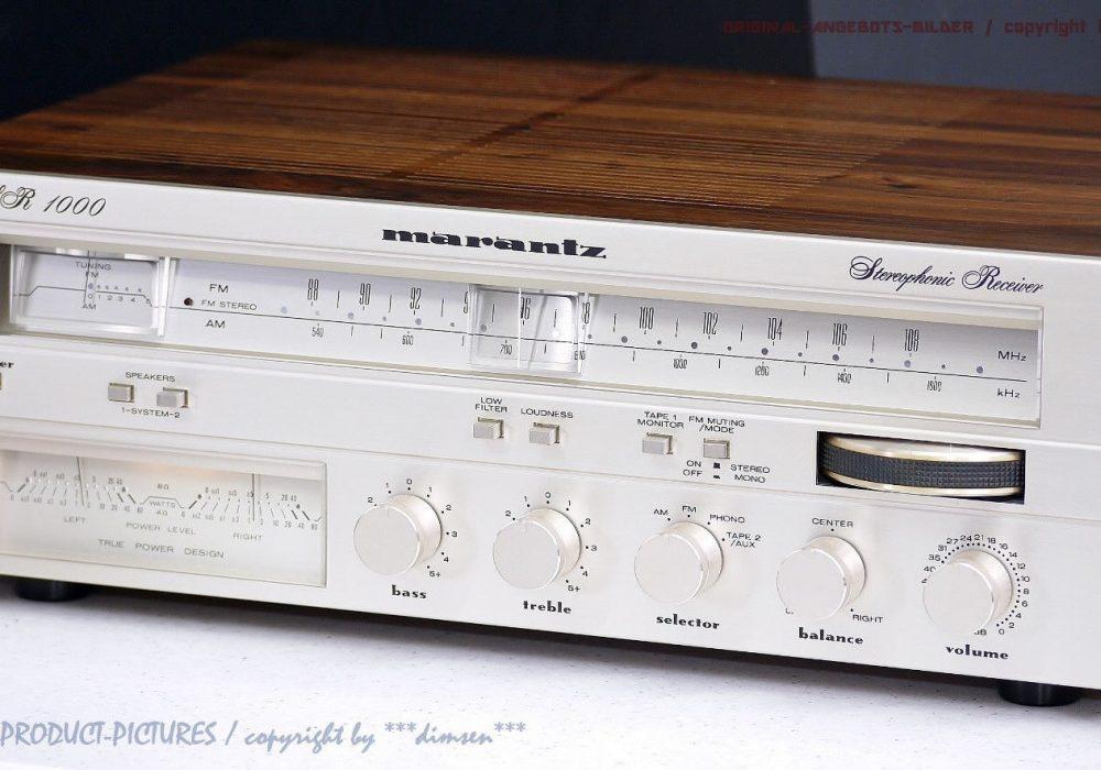 MARANTZ SR1000 AM/FM 收音头