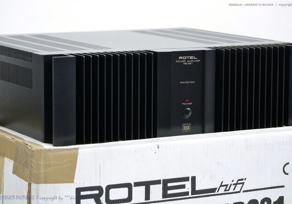 ROTEL RB 991 THX High-End 功率放大器