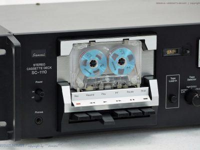 SANSUI SC-1110 卡座