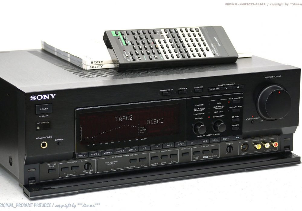 索尼 SONY TA-E2000ESD High-End 前级放大器