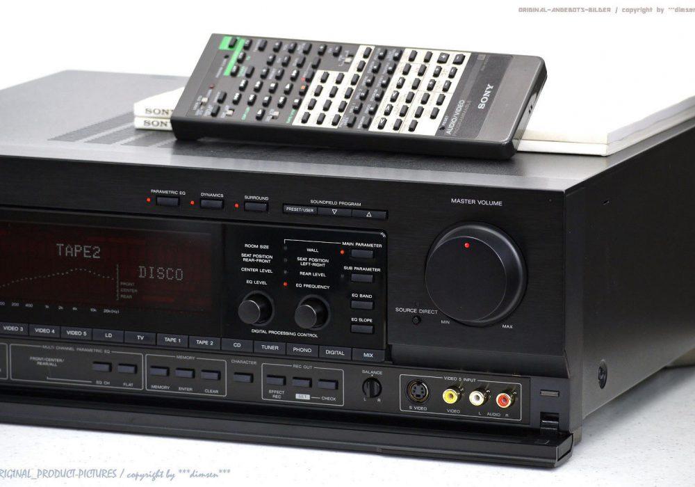 索尼 SONY TA-E2000ESD High-End 前级放大器