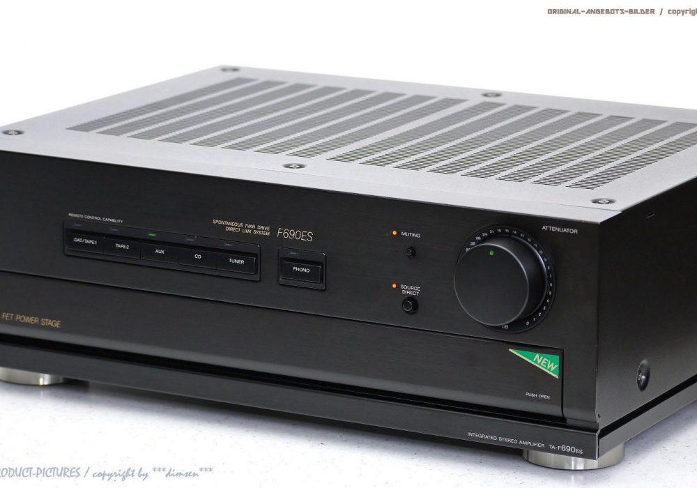 索尼 SONY TA-F690ES High-End 功率放大器