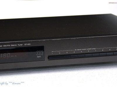 Technics ST-610 Synthesizer AM/FM Tuner 收音头