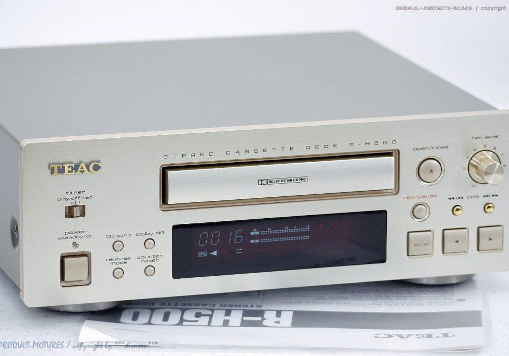 TEAC R-H500 High-End 卡座