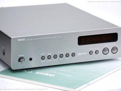 YAMAHA TX-10 RDS FM/AM Tuner 收音头