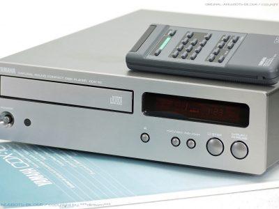 YAMAHA CDX-10 Midi High-End CD-Player