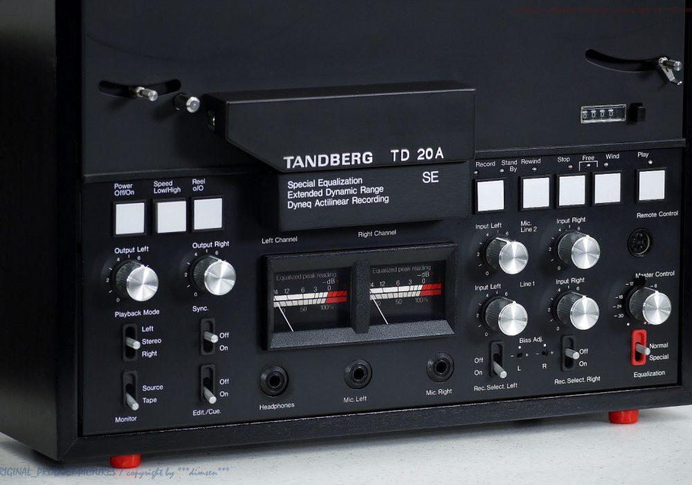 TANDBERG TD20A SE 开盘机