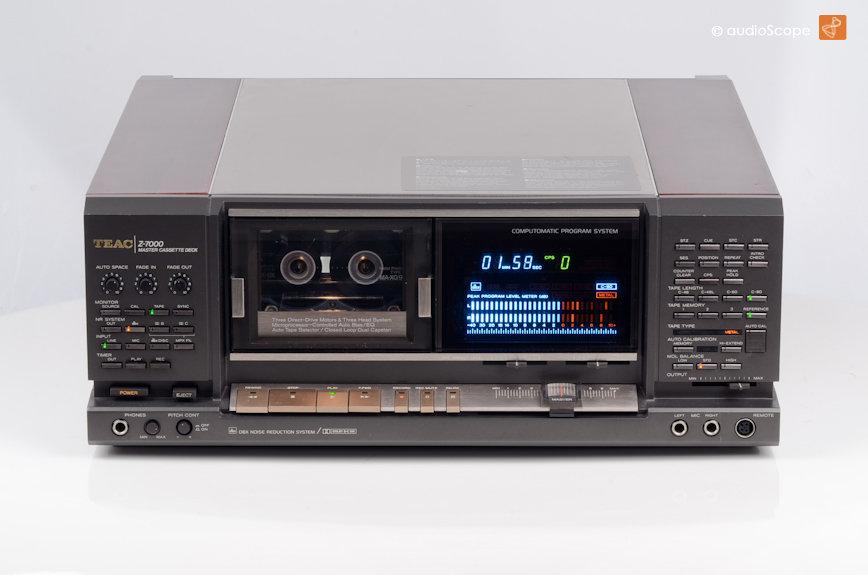 TEAC Z-7000 Master 卡座