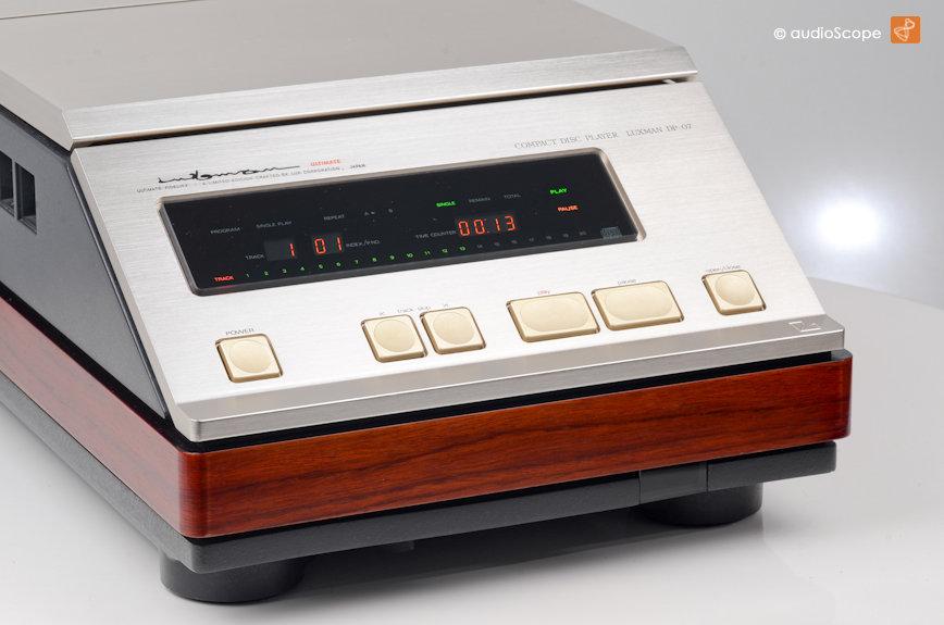 LUXMAN DP-07 CD播放机