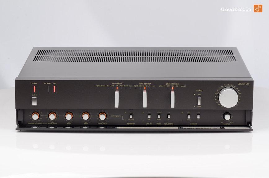 Technics SU-A4 Pre Amplifier