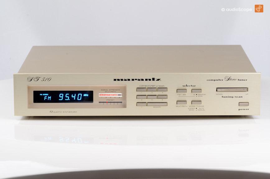 马兰士 Marantz ST-510 收音头