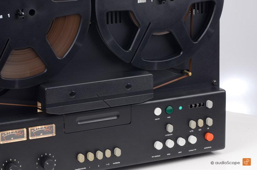 Braun TG-1020, 2 Track