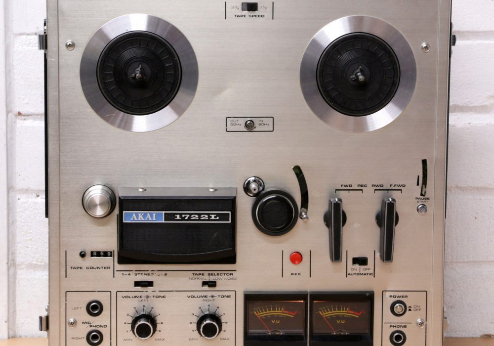 AKAI 1722L Reel to Reel 开盘机