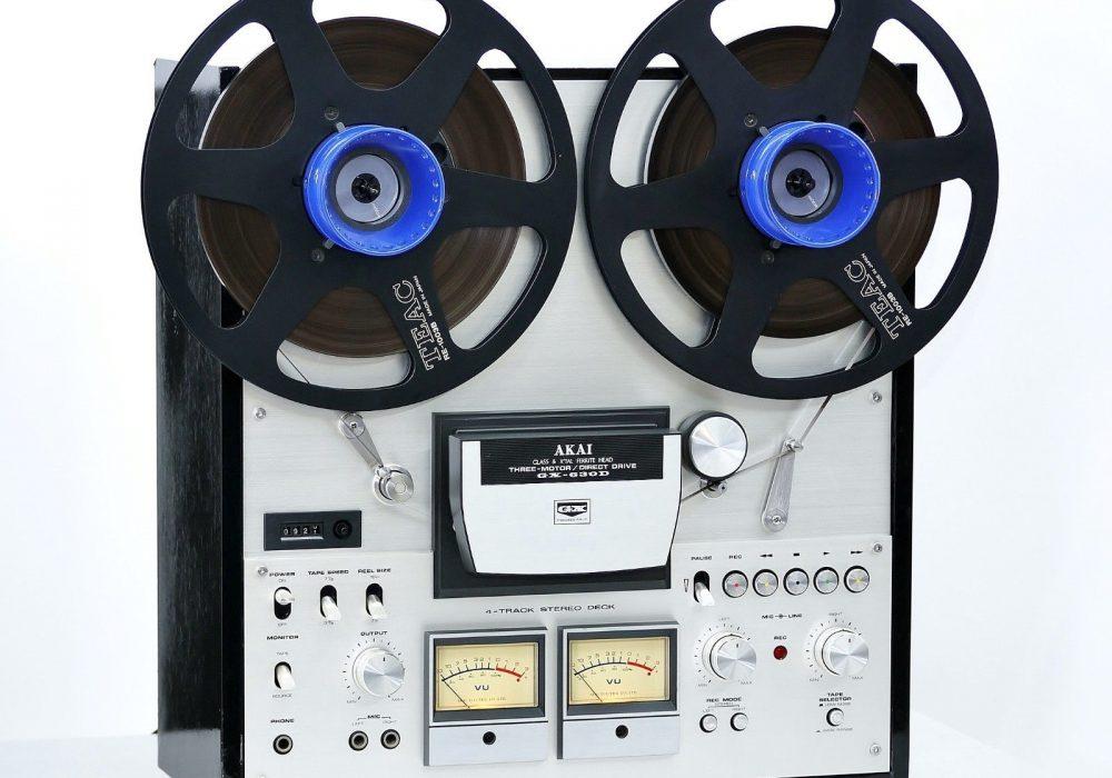 AKAI GX-630D 古董 Bandmaschine/T<wbr/>onbandgerät Top-Zust.! Revidiert+1J.G<wbr/>arantie!