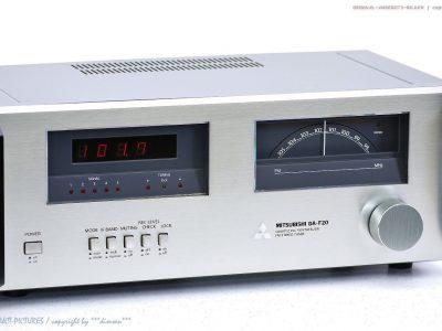 MITSUBISHI DA-F20 High-End FM Tuner 收音头