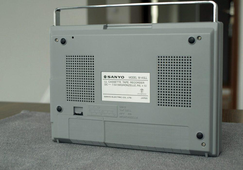 SANYO M-A5LL 磁带录音机