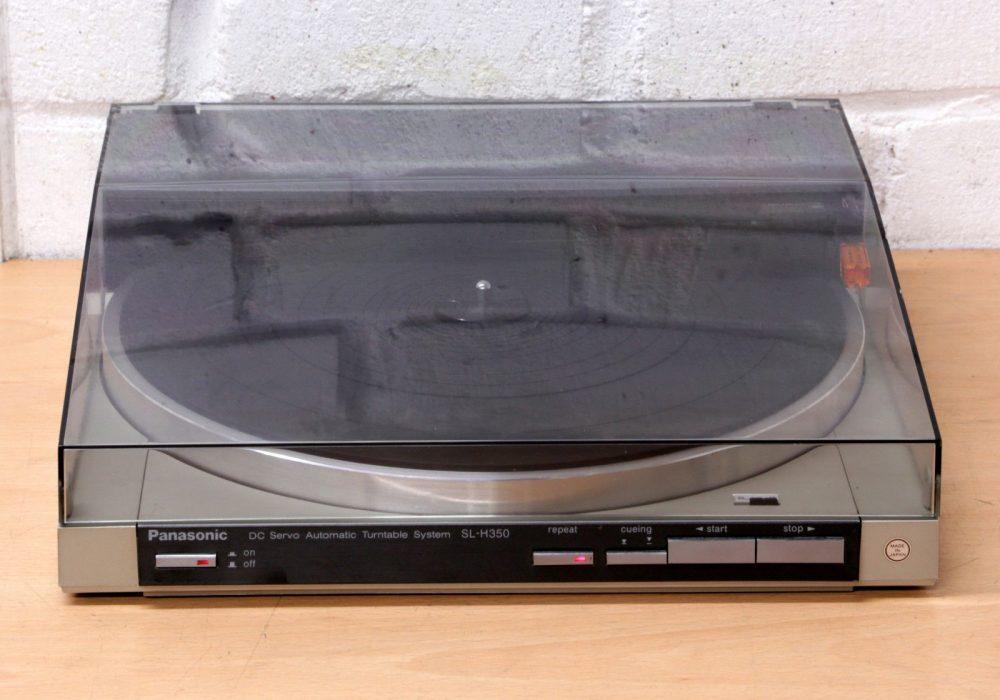 PANASONIC SL-H350 黑胶唱机