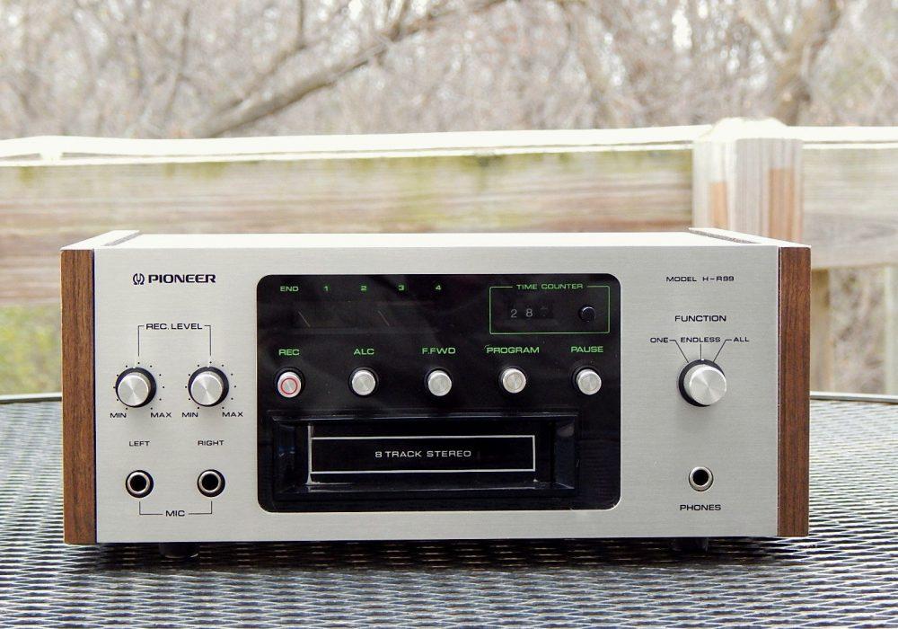 先锋 PIONEER H-R99 8轨磁带 卡座