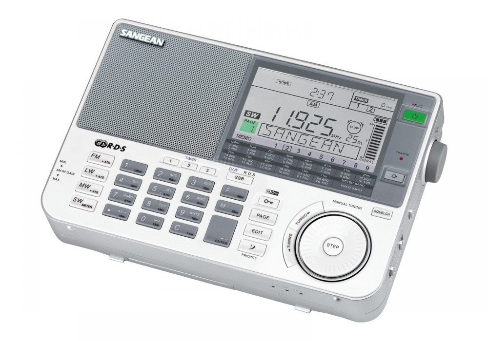 ATS-909X : FM-RBDS / MW / LW / SWPLL 收音机