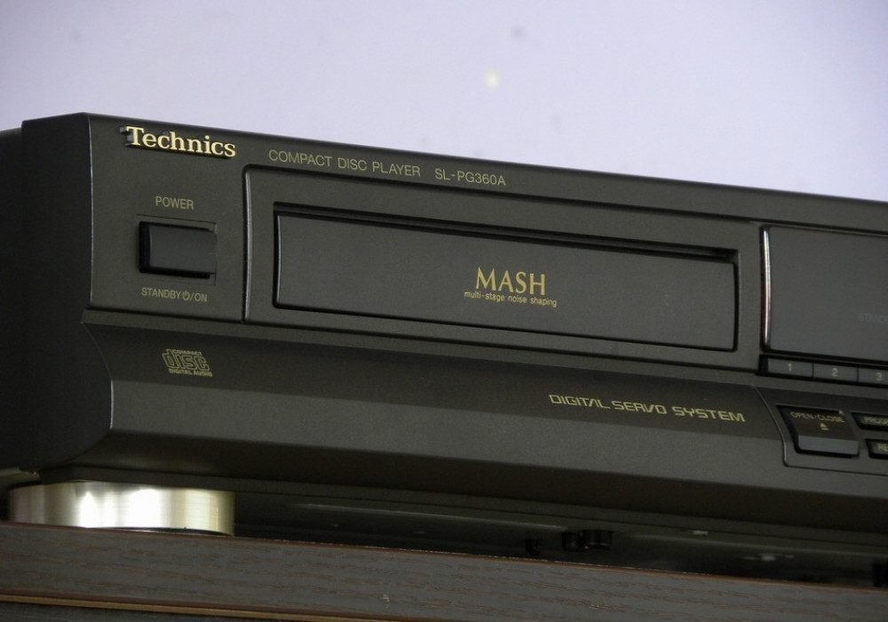 Technics SL-PG360A CD播放机