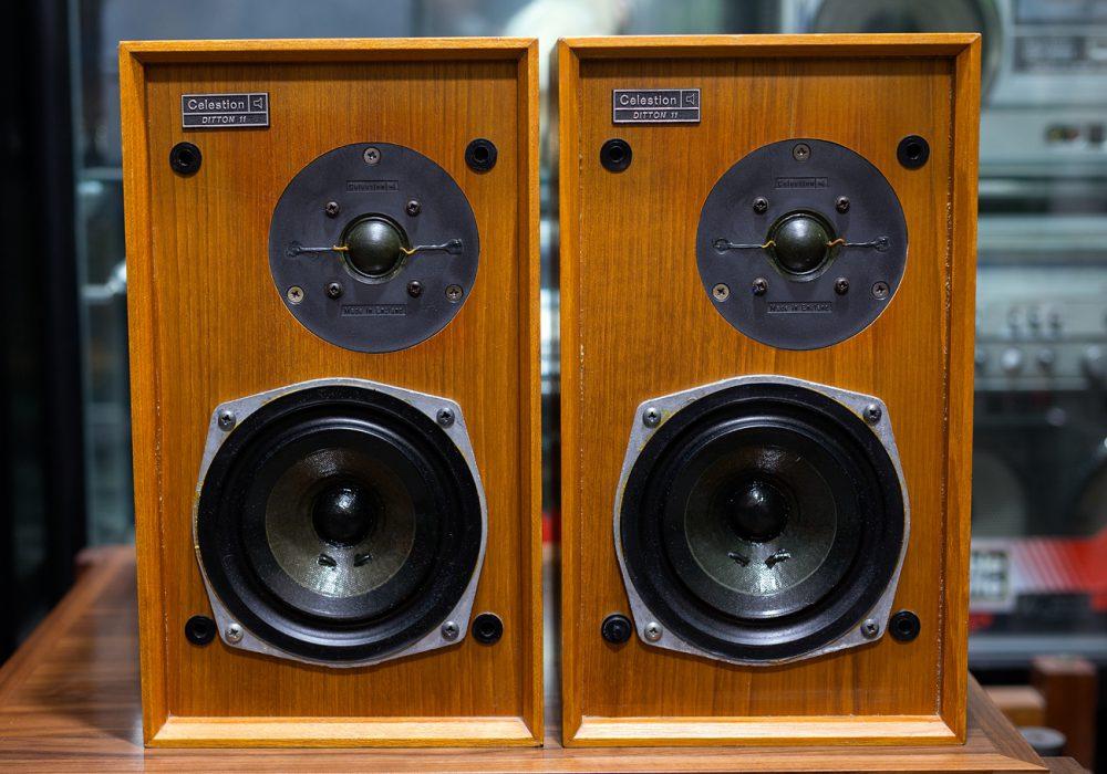 Celestion DITTON 11 音箱