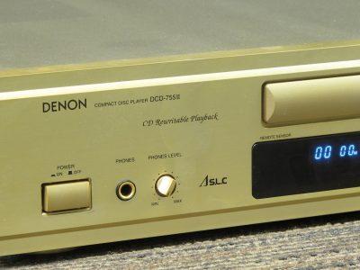 DENON DCD-755II CD播放机