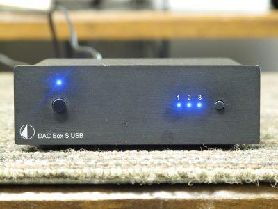 Pro-Ject DAC Box S USB 解码器