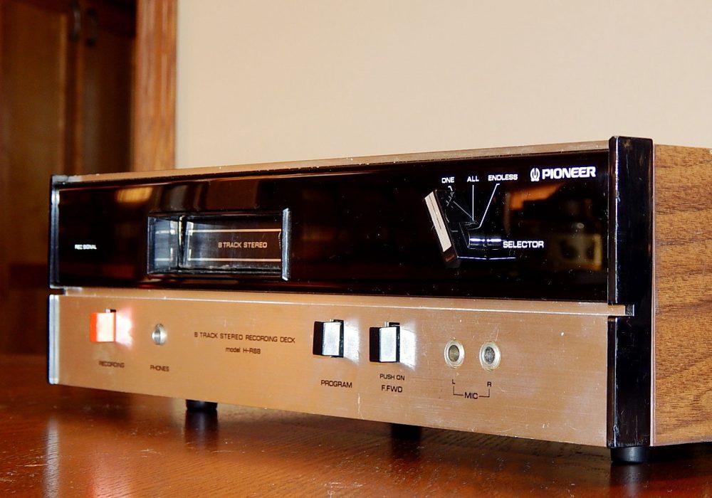 先锋 PIONEER H-R88 8 Track Tape 8轨磁带卡座