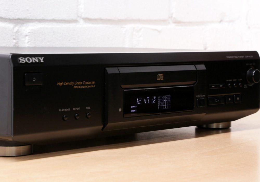 索尼 SONY CDP-XE330 CD播放机