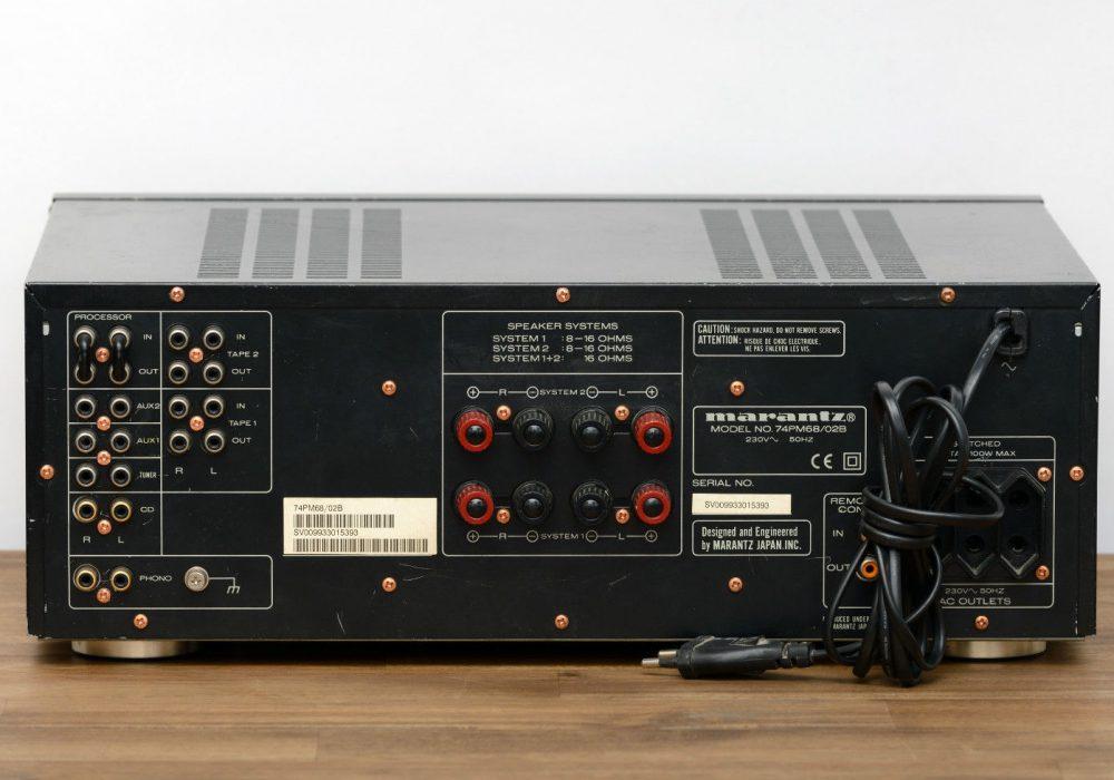 马兰士 Marantz PM-68 功率放大器
