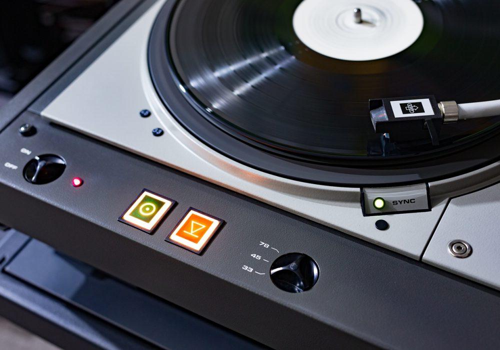 EMT 938 专业黑胶唱机