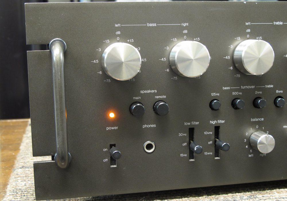 Technics SU-9400 功率放大器