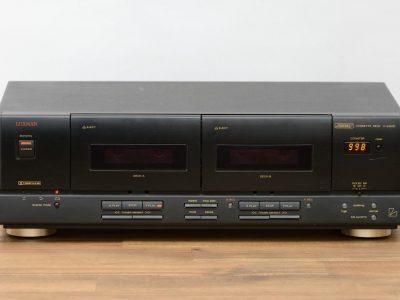 LUXMAN K-235W Doppel Tapedeck 双卡座