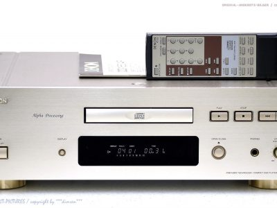 DENON DCD-1650AR High-End CD-Player CD播放机