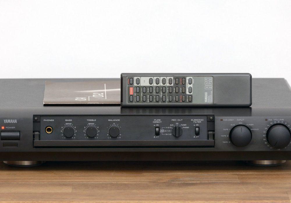 雅马哈 YAMAHA CX-1 High-End 前级放大器