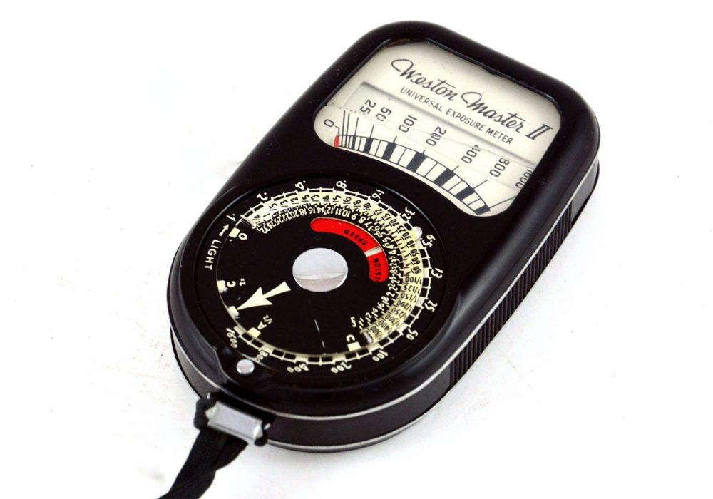 Weston Master II Light Meter 曝光表