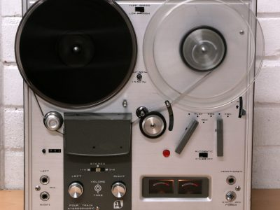 AKAI 1710W Reel to Reel Tape Player 开盘机