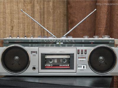 SANYO M7800 单卡收录机