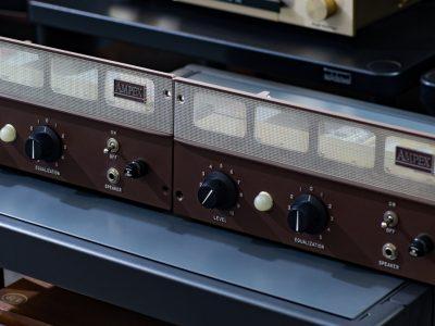 AMPEX 6V6推挽监听胆机