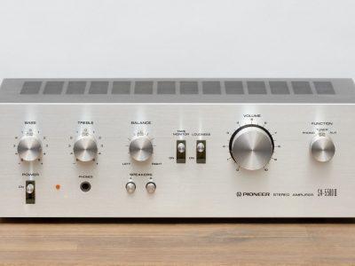 先锋 PIONEER SA-5500II 功率放大器