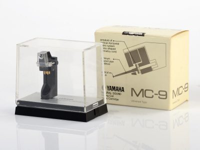 雅马哈 YAMAHA MC-9 Cartridge 唱头