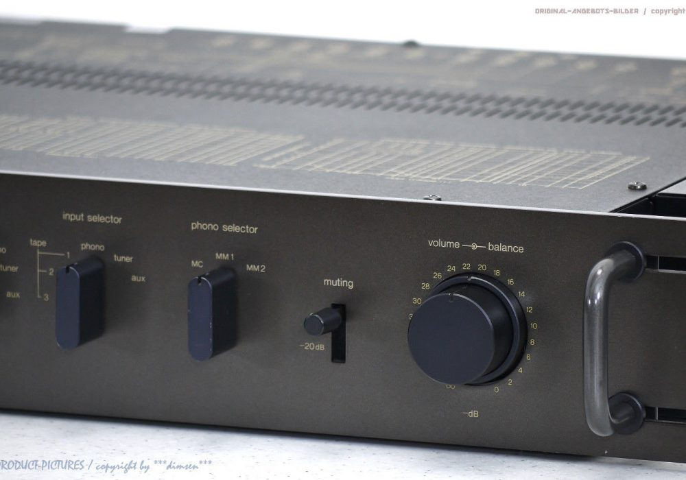 松下 Technics SU-9070 High-End 前级放大器