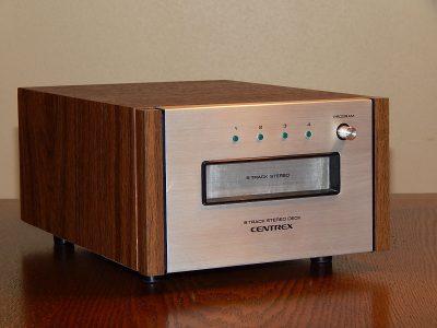 先锋 PIONEER Centrex TH-30 8 Track 8轨磁带卡座