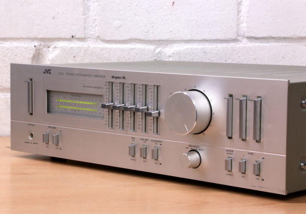 JVC AX-2 立体声 Hi-Fi Integrated Amplifier PHONO input JAPAN SEA EQ