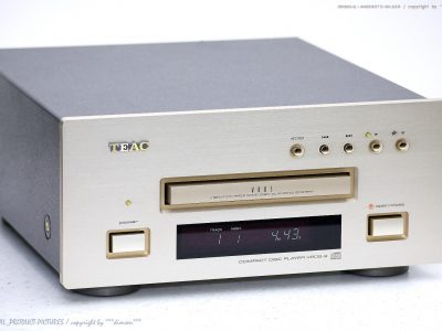 TEAC VRDS-9 High-End CD-Player in 1A-Zustand! Gewartet + 1J.Garantie!!