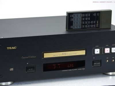 TEAC VRDS-10SE High-End CD-Player in 1A-Zustand mit FB! Gewartet + 1J.Garantie!!