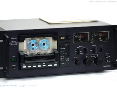 SANSUI SC-5330 古董 High-End 磁带 Tape 卡座 TOP!! Revidiert+1J.G<wbr/>arantie!!