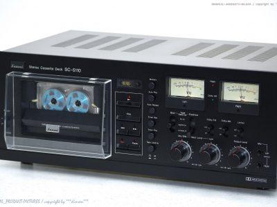SANSUI SC-5110 High-End 卡座