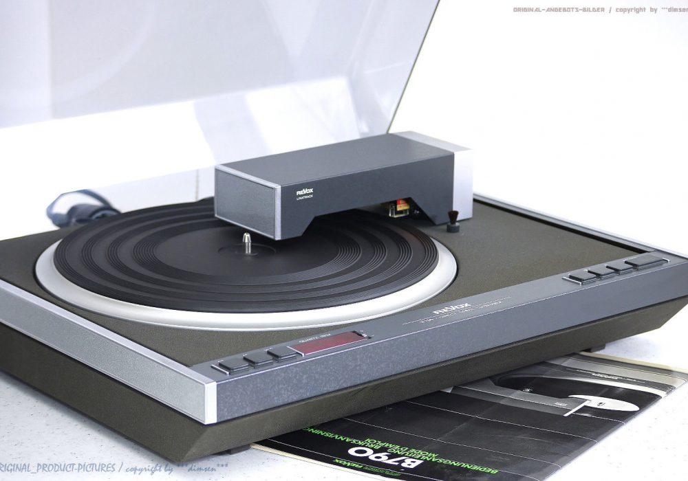 REVOX B790 High-End 黑胶唱机
