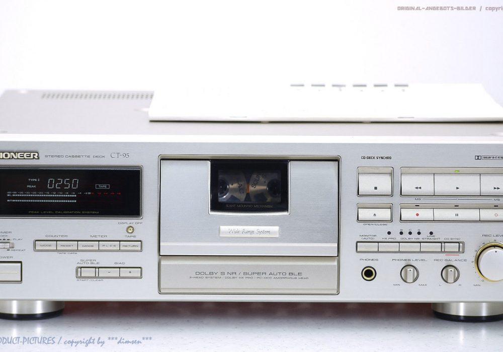 PIONEER CT-95 High-End 卡座